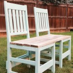 60+ DIY Outdoor Furniture Chairs Inspires 65