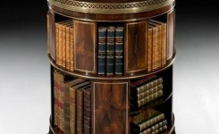 89 Models Beautiful Circular Bookshelf Design For Complement Of Your Home Decoration 26