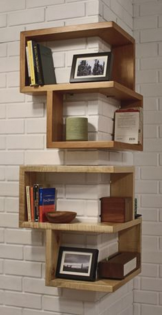 89 Models Beautiful Circular Bookshelf Design For Complement Of Your Home Decoration 31