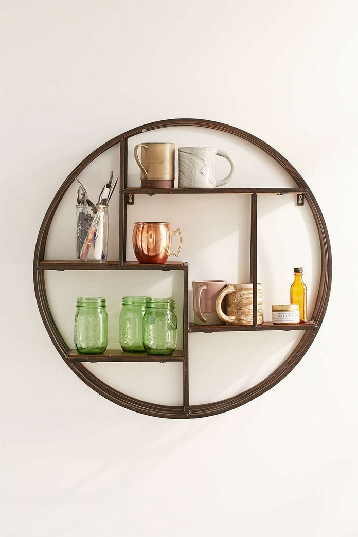 89 Models Beautiful Circular Bookshelf Design For Complement Of Your Home Decoration 72