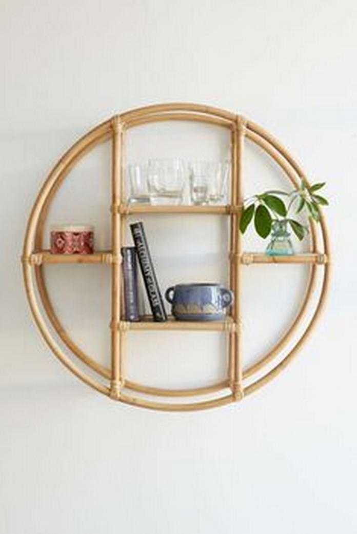 89 Models Beautiful Circular Bookshelf Design For Complement Of Your Home Decoration 76