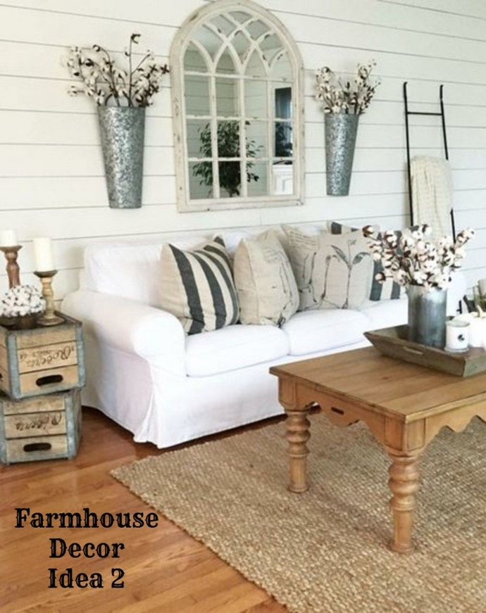 90 Most Popular Farmhouse Style Interior Design 4