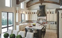 90 Most Popular Farmhouse Style Interior Design 70