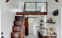 97 Cozy Tiny House Interior Are You Planning For Enough Storage 27