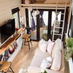 97 Cozy Tiny House Interior Are You Planning For Enough Storage 87