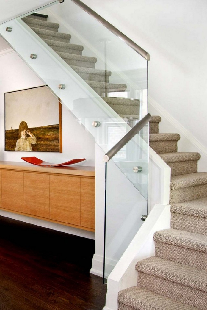 97 Most Popular Modern House Stairs Design Models 23