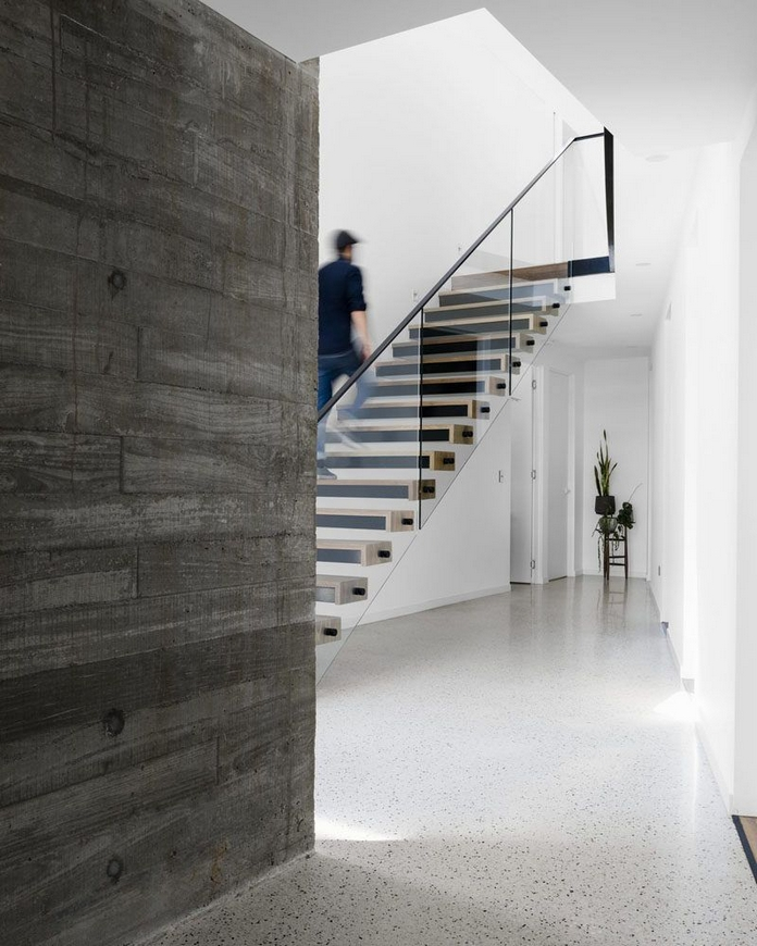 97 Most Popular Modern House Stairs Design Models 29