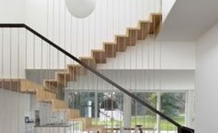 97 Most Popular Modern House Stairs Design Models 3