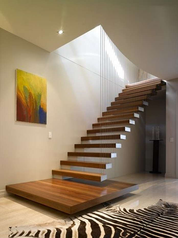 97 Most Popular Modern House Stairs Design Models 41