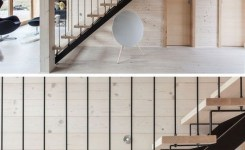 97 Most Popular Modern House Stairs Design Models 47