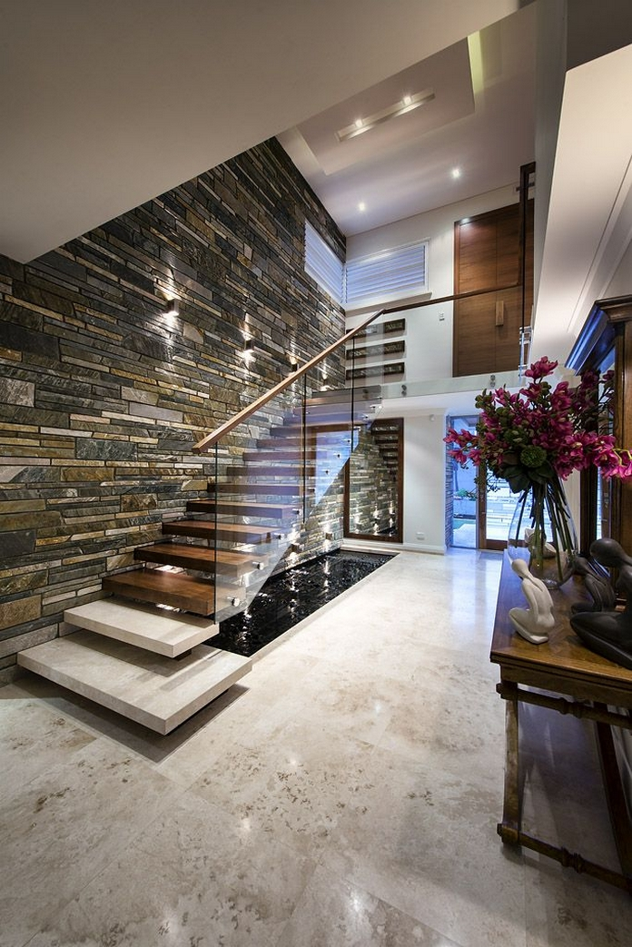 97 Most Popular Modern House Stairs Design Models 49