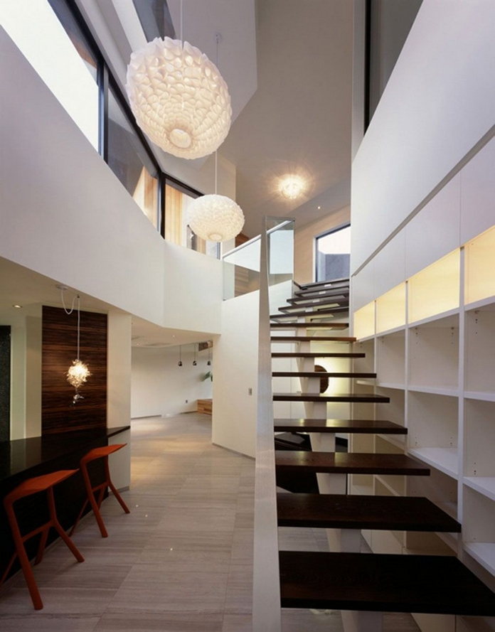 97 Most Popular Modern House Stairs Design Models 56