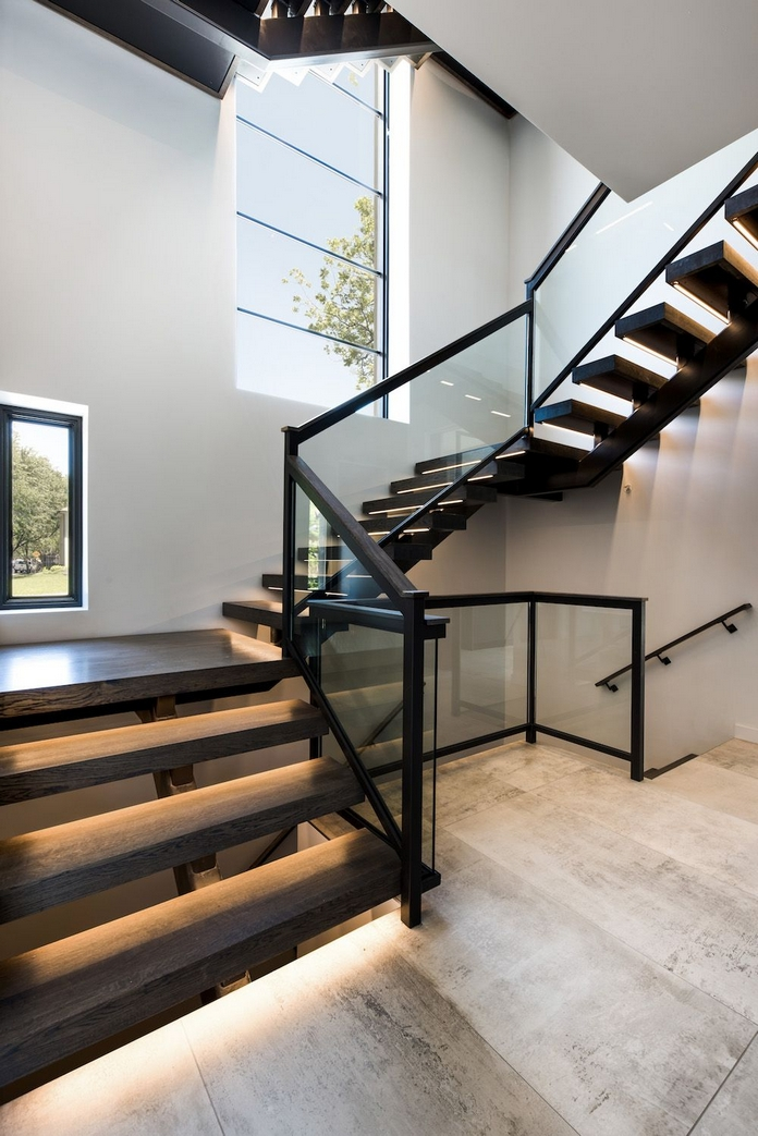 97 Most Popular Modern House Stairs Design Models 58