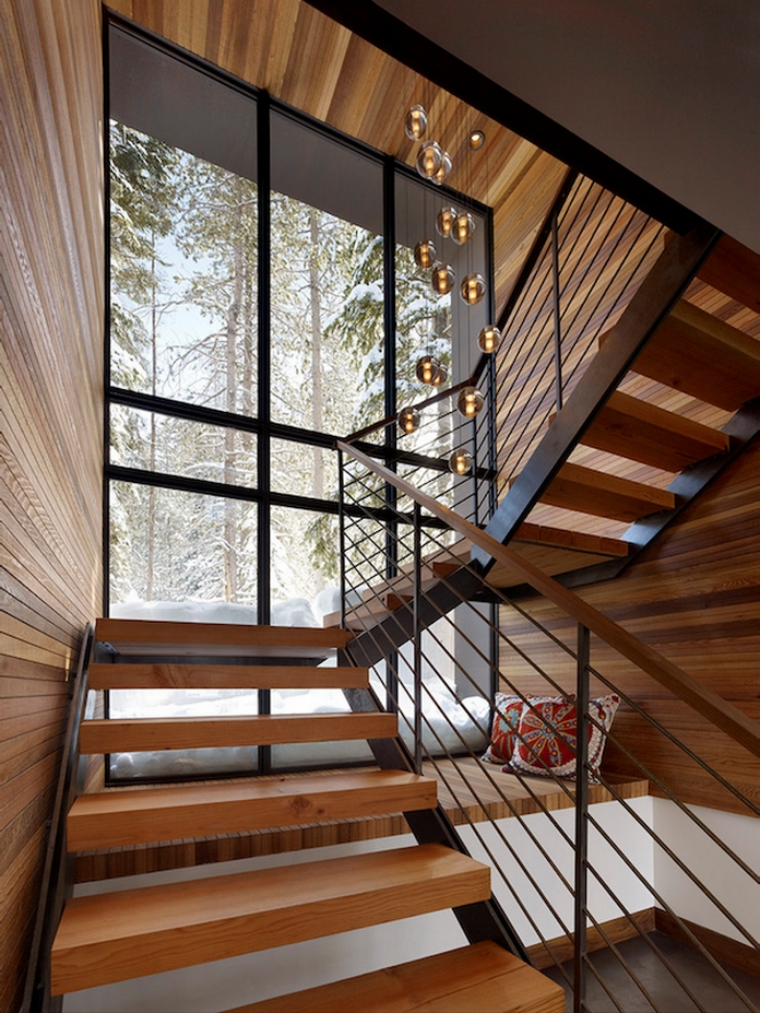 97 Most Popular Modern House Stairs Design Models 65