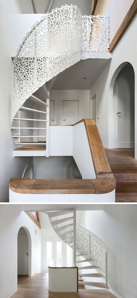 97 Most Popular Modern House Stairs Design Models 69