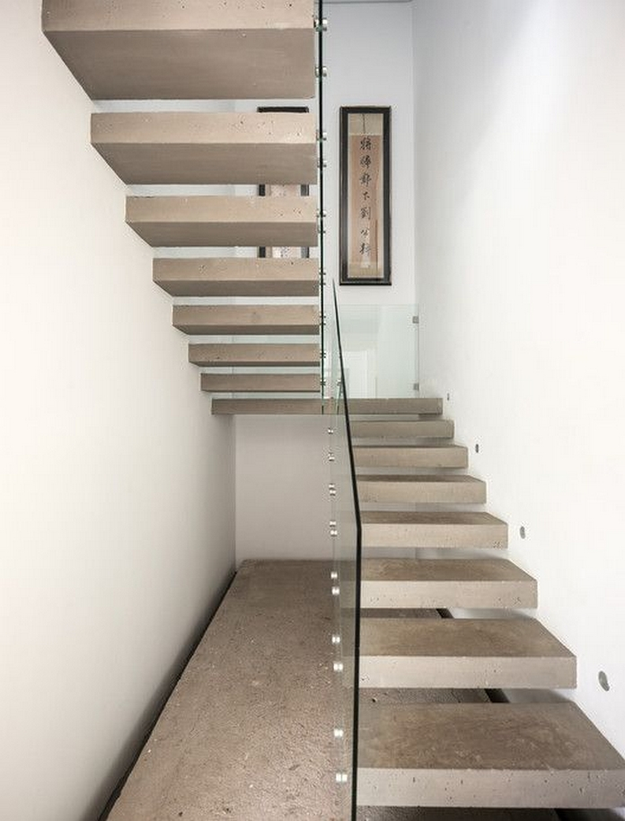 97 Most Popular Modern House Stairs Design Models 73