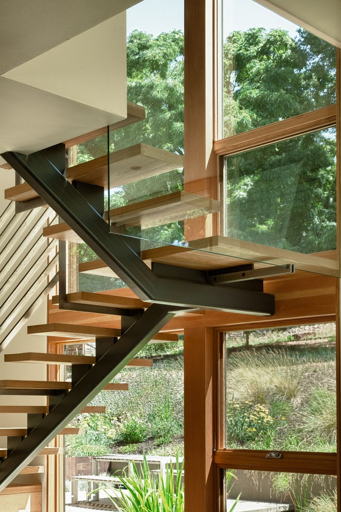 97 Most Popular Modern House Stairs Design Models 80