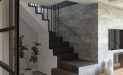 97 Most Popular Modern House Stairs Design Models 89