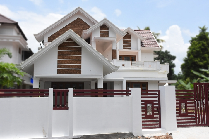 44 The Best Choice Of Modern Home Roof Design Models 3