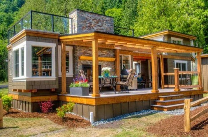44 The Best Choice Of Modern Home Roof Design Models 30