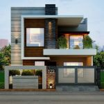 44 The Best Choice Of Modern Home Roof Design Models 4