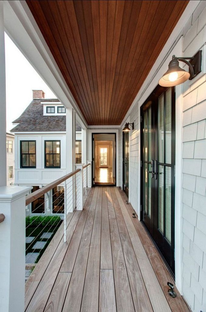 44 The Best Choice Of Modern Home Roof Design Models 42