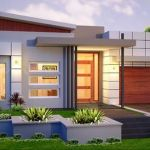 44 The Best Choice Of Modern Home Roof Design Models 8