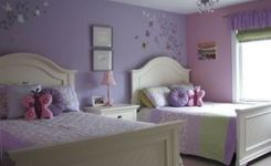 85 Master Bedroom Decoration Models With Two Beds Feel Comfortable In Use 31