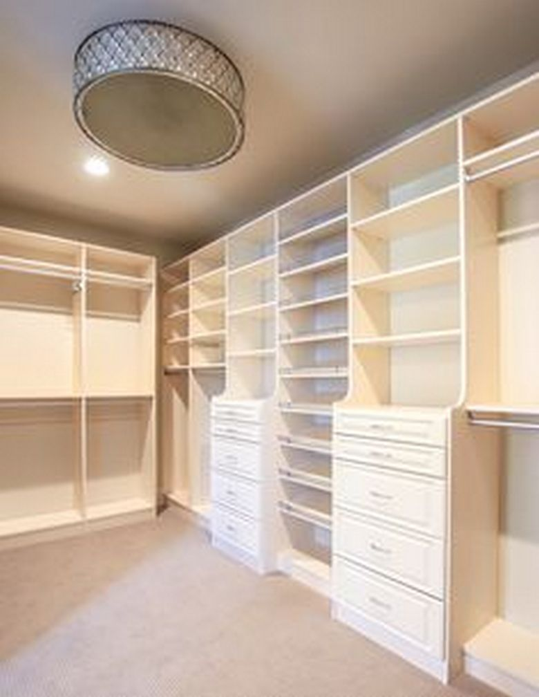 90 Modern Master Closet Models That Inspire Your Home Decor 64