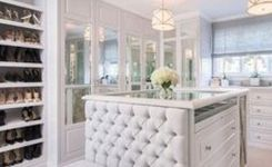 90 Modern Master Closet Models That Inspire Your Home Decor 74