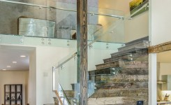 95 Cool Modern Staircase Designs For Homes (20)
