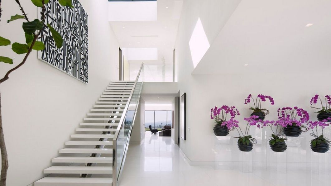 95 Cool Modern Staircase Designs For Homes (42)