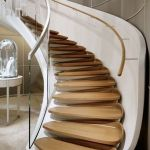 95 Cool Modern Staircase Designs For Homes (53)