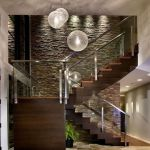 95 Cool Modern Staircase Designs For Homes (63)