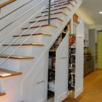 95 Cool Modern Staircase Designs For Homes (68)