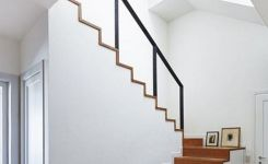 95 Cool Modern Staircase Designs For Homes (72)