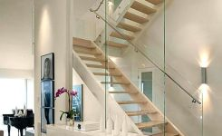 95 Cool Modern Staircase Designs For Homes (87)