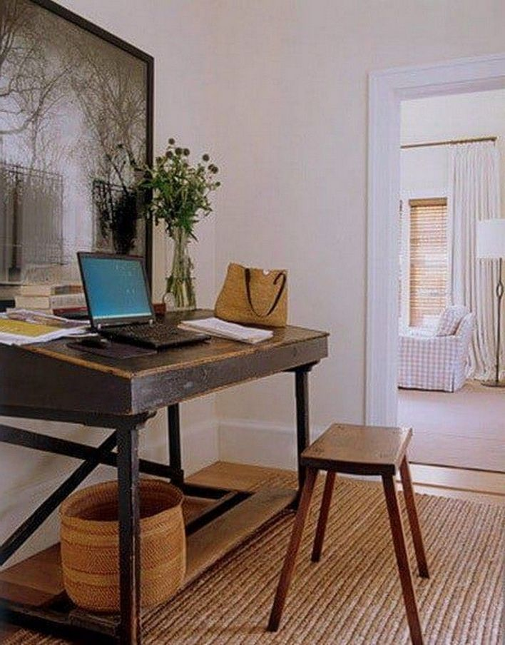 96 Modern Home Office Design Looks Elegant 35