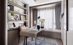 96 Modern Home Office Design Looks Elegant 82
