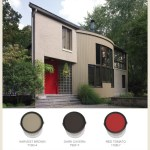 89 Models Beautiful Modern Exterior House Paint 26