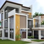 89 Models Beautiful Modern Exterior House Paint 4