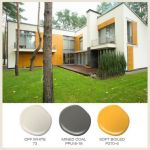 89 Models Beautiful Modern Exterior House Paint 85
