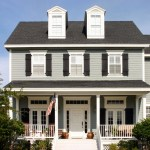 89 Models Beautiful Modern Exterior House Paint 89