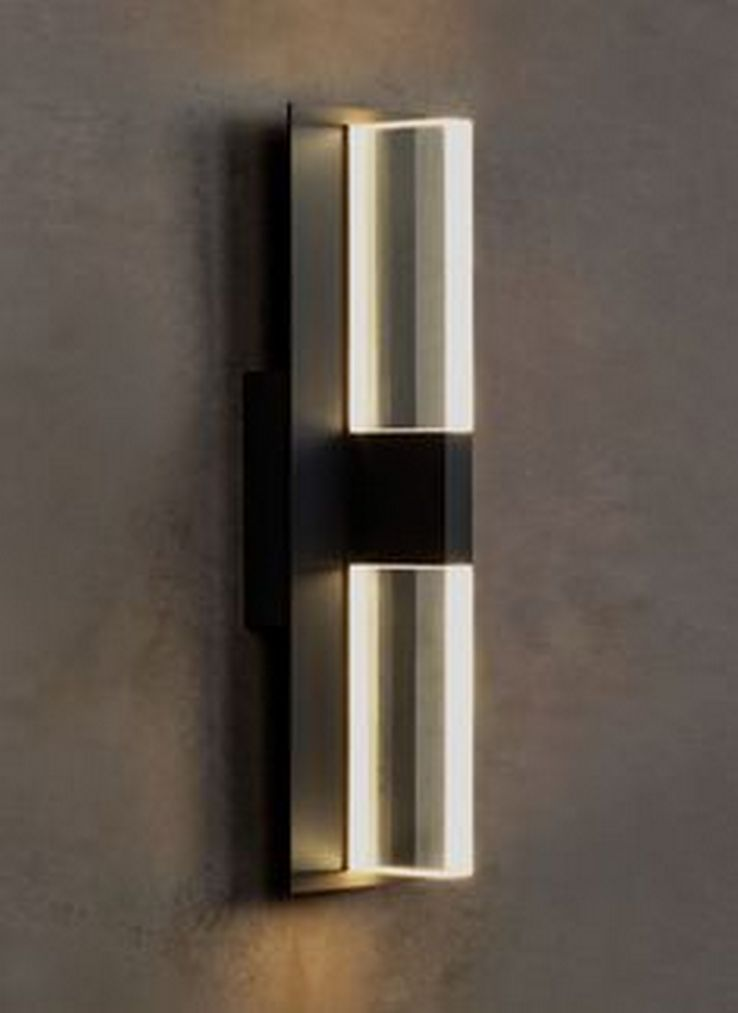 97 Choices Unique Elegant Lighting LED Outdoor Wall Sconce For Modern Exterior House Designs 76