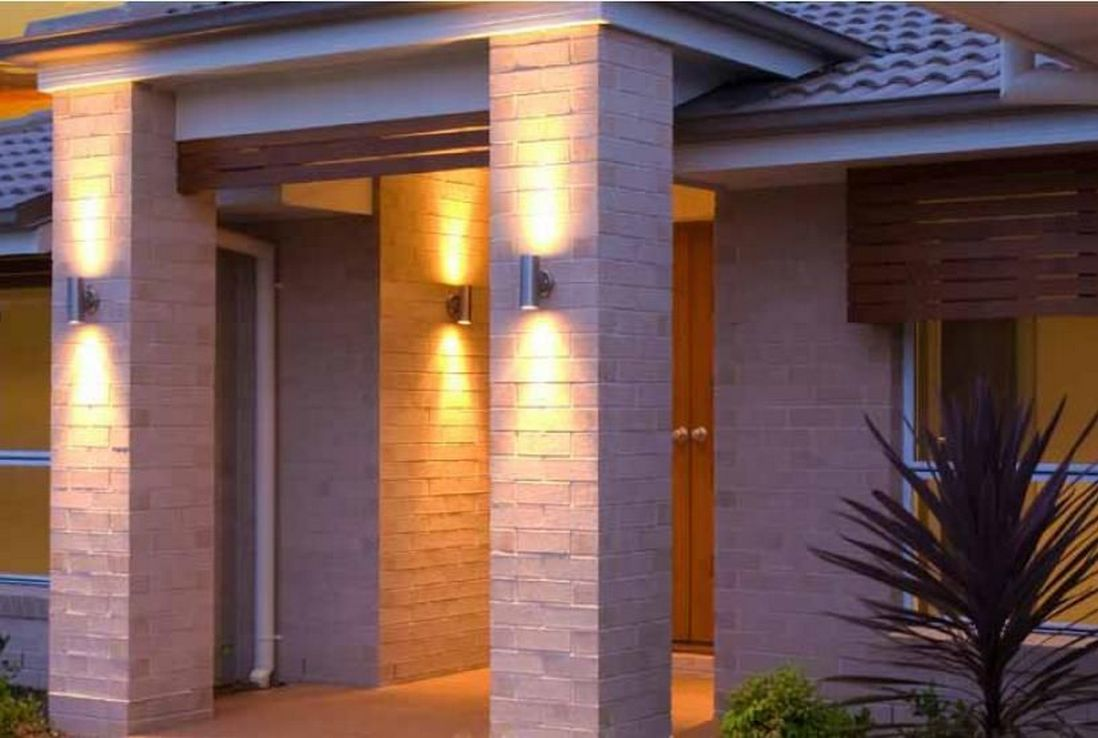97 Choices Unique Elegant Lighting LED Outdoor Wall Sconce For Modern Exterior House Designs 78