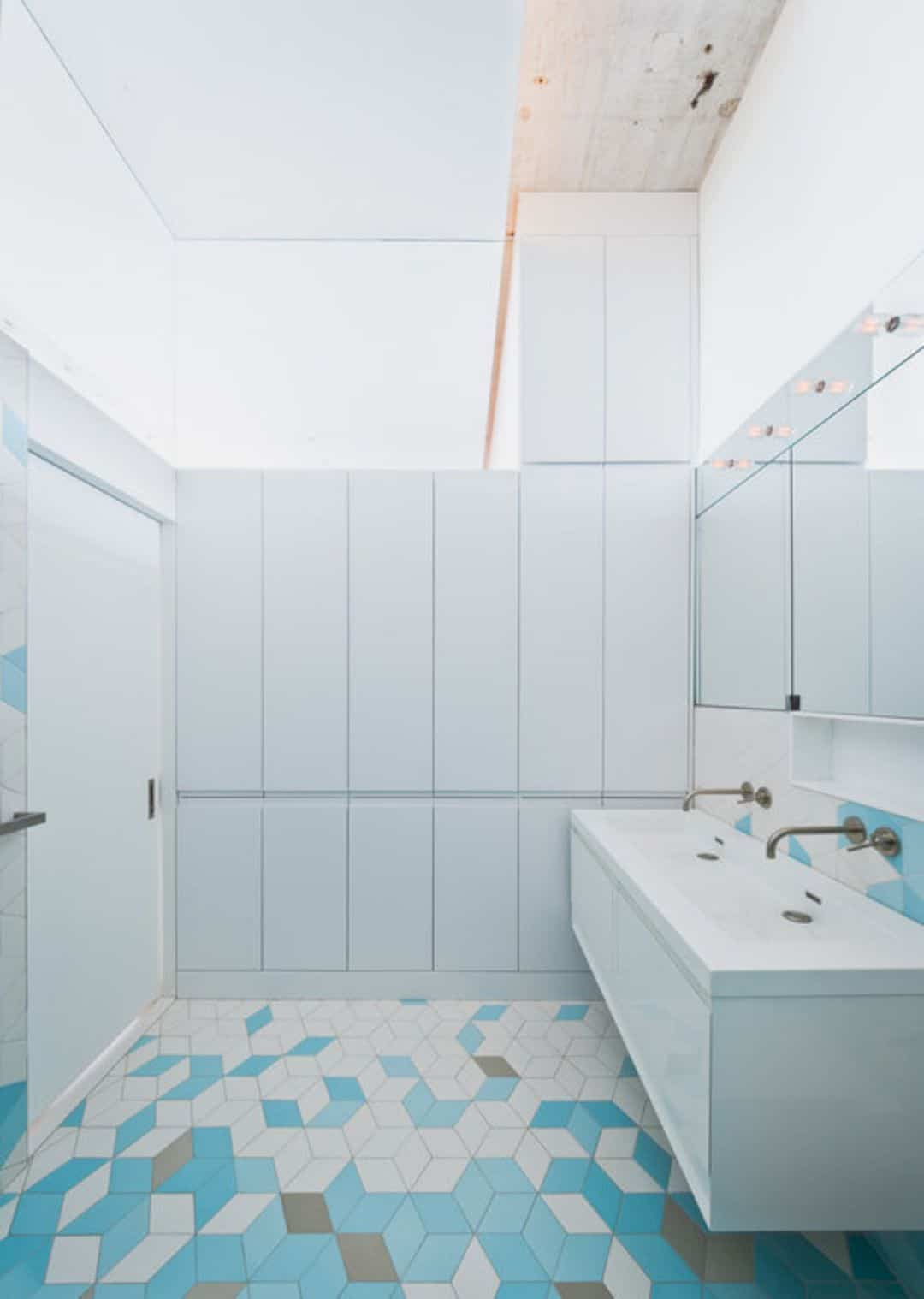 Doehler: Renovation Of A Brooklyn Loft With A Sequence Of