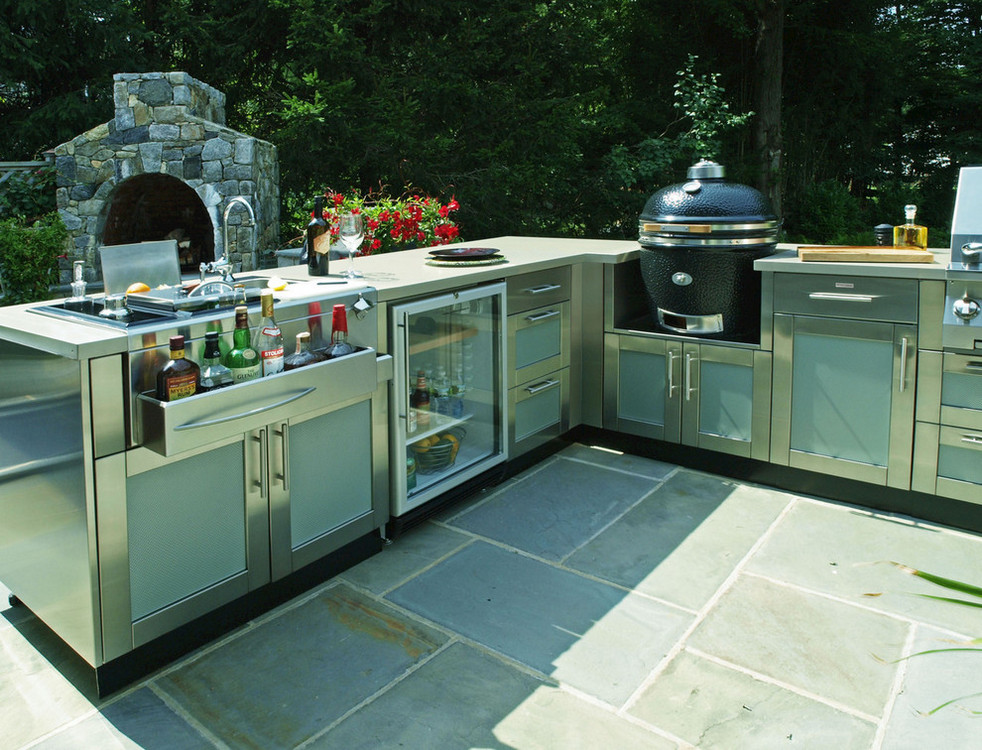 7 Tips Simple For Choosing The Perfect Outdoor Kitchen Grills 11
