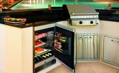 7 Tips Simple For Choosing The Perfect Outdoor Kitchen Grills 65