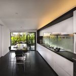 Beautifull Totally Modern Black And White Kitchen 22
