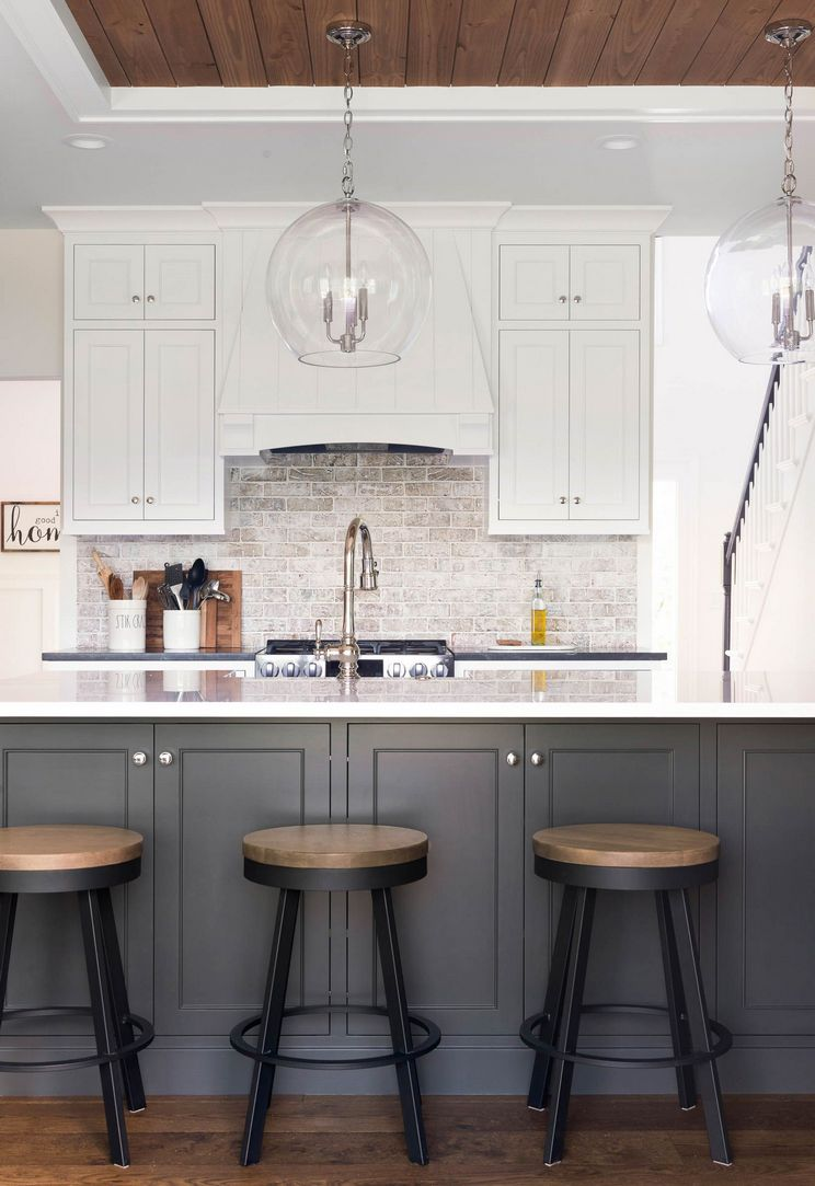 Beautifull Totally Modern Black And White Kitchen 43